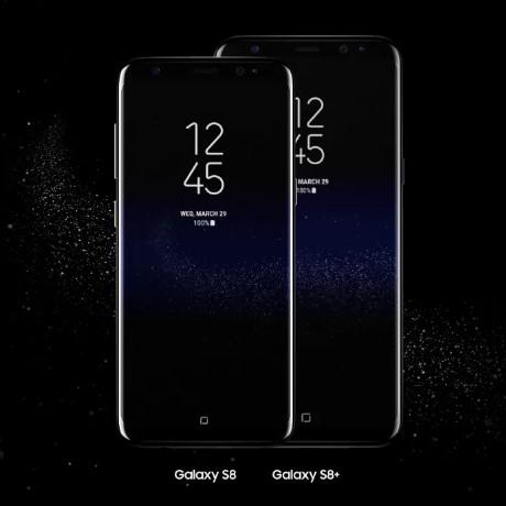 Galaxy S8 Galaxy S8+