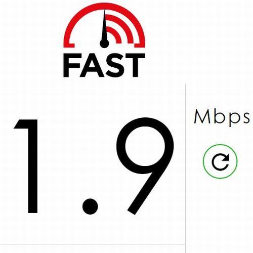 PIX-MT100 Fast.com USBポート