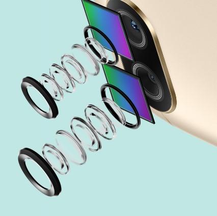 ZenFone 4 Max デュアルレンズカメラ