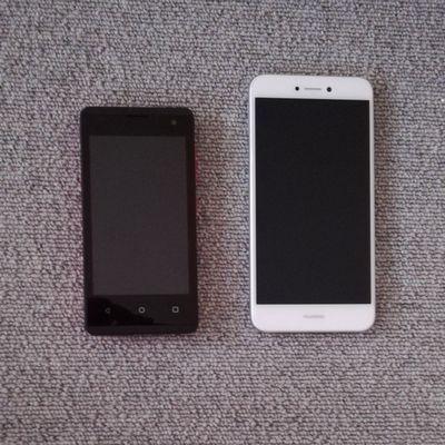 g06+ サイズ比較