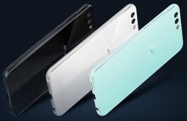 ZenFone 4 (ZE554KL)  カラバリ