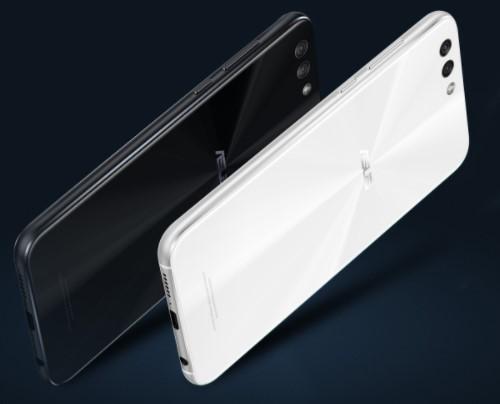 ZenFone 4 ZENデザイン