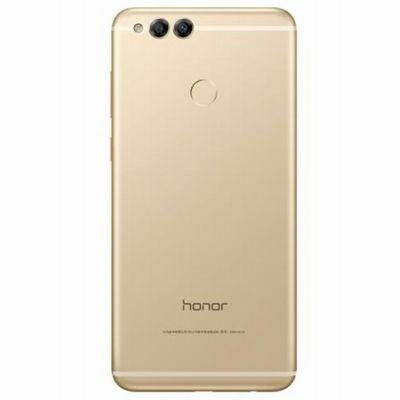 Honor 7X デュアルカメラ