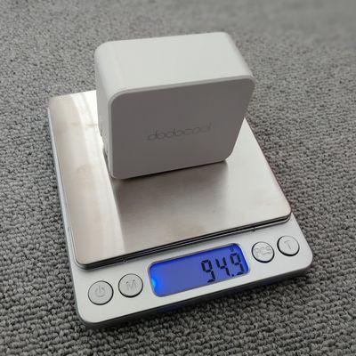 dodocoolのUSB充電器の重量