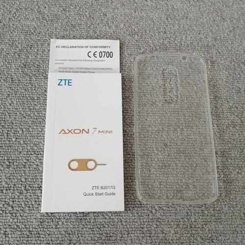 AXON 7 miniの付属品その2