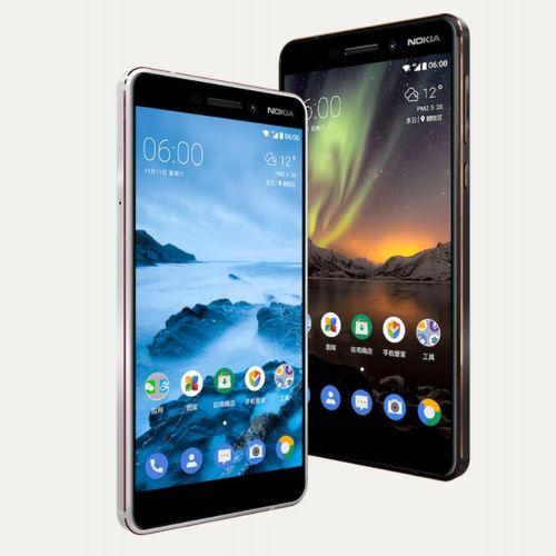 Nokia 6 (2018)発表