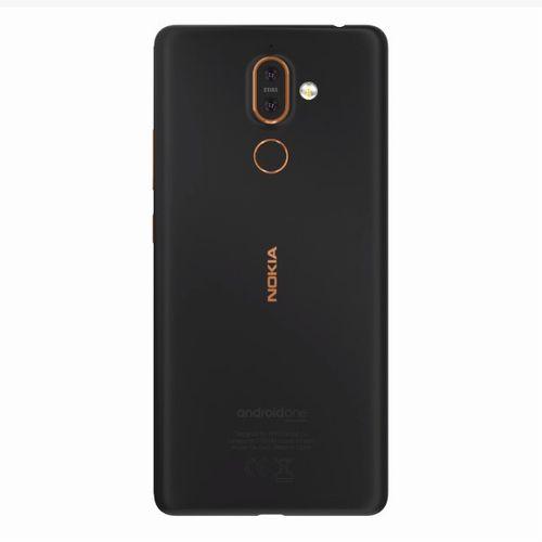 Nokia 7 Plusのデュアルレンズカメラ