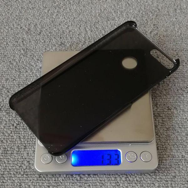 HUAWEI nova lite 2の保護ケースの重さを計測