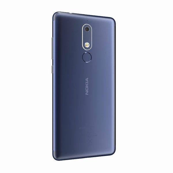 Nokia 5.1の背面