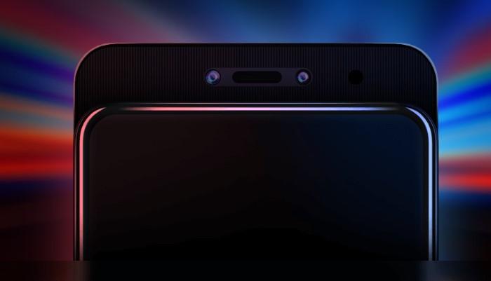 Lenovo Z5 Proの前面カメラ