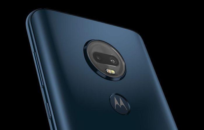 「Moto G7 Plus」の高性能カメラ
