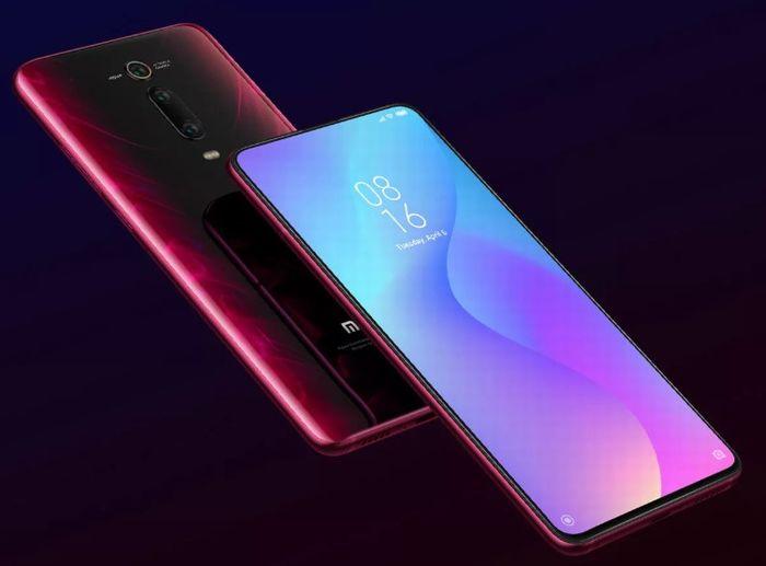 Xiaomi「Mi 9T」のディスプレイ