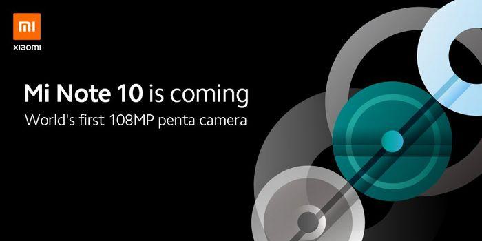 「Mi Note 10」発表へ