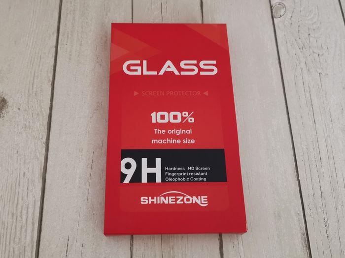 SHINEZONEの「Redmi Note 9S」用のガラスフィルム