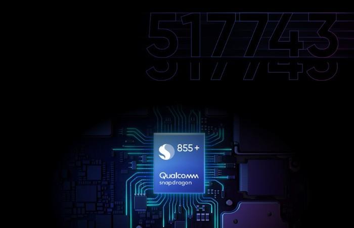 「Snapdragon 855+」搭載