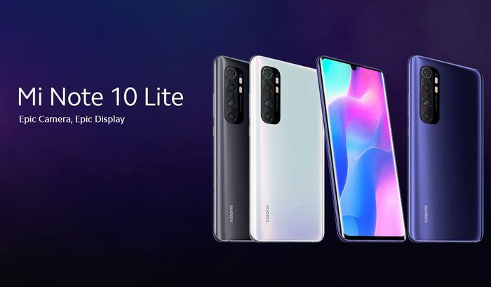 「Mi Note 10 Lite」の妙に安いクーポン情報