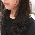 【お客様スタイル カエデさん】文京区パーマ美容師