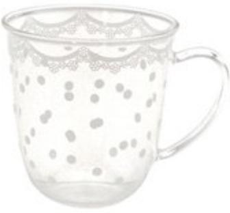ドット マグカップ