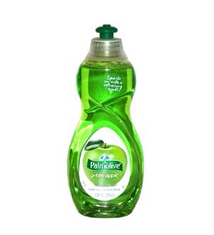 Ultra Palmolive Aroma Green Apple