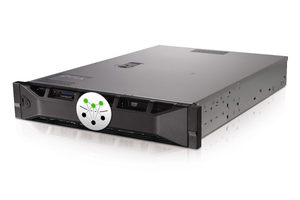 Image with Yate Unified Core Network YateUCN installed on conventional hardware