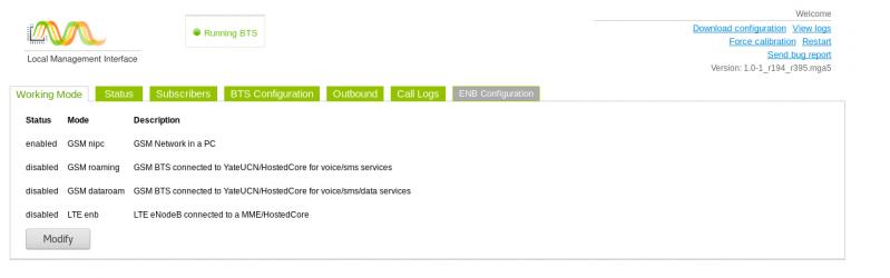 GSM LabKit Configuration 1