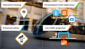 IoT for public transport