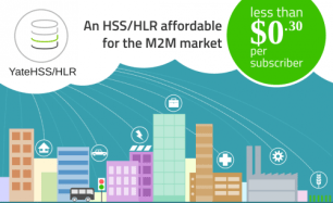 YateHSS/HLR for the M2M market