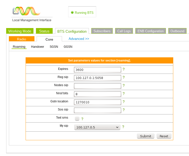 GSM LabKit Configuration 3