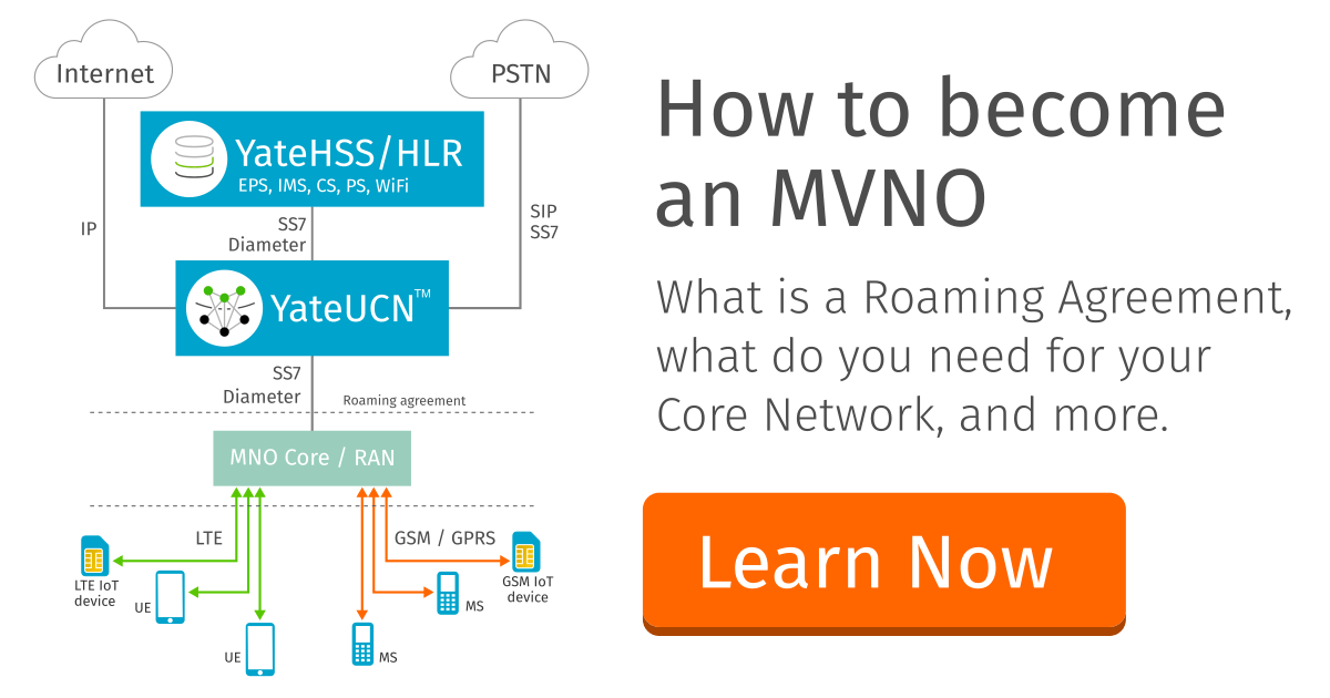 How to become an MVNO, what is a roaming agreement and roaming hub, what core network components do you need and more. learn now