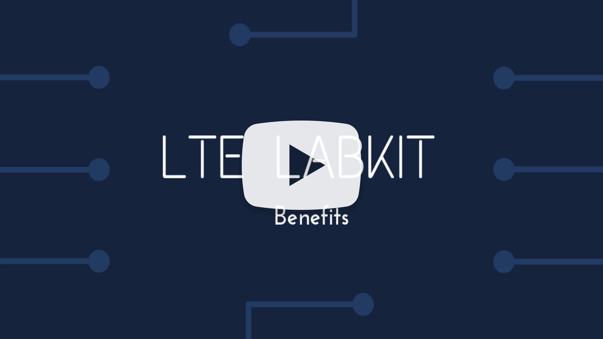 LTE LabKit Webinar - Configuration and practical demonstration 3