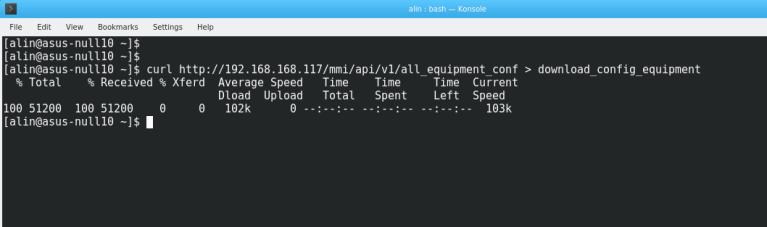 Backup whole network configurations 11