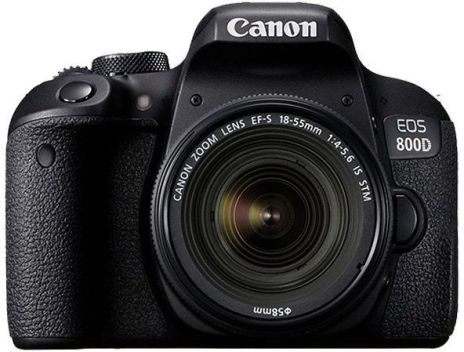 Best Camera for Beginners Canon 800D