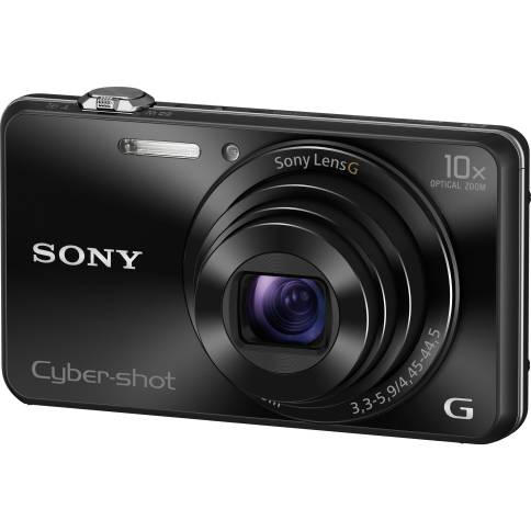 Best Camera for Beginners Sony wx220