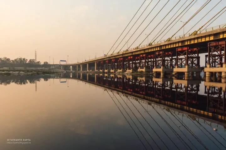 Signature Bridge, Delhi