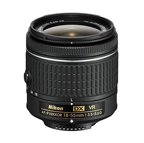 Lens without Distance marker where it is difficult to do zone focusing