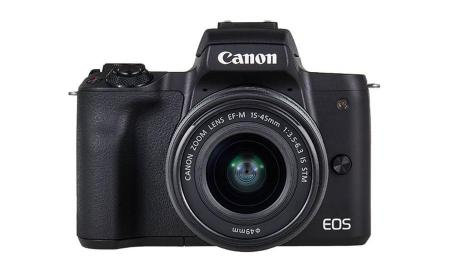 Canon M50 - Best Camera for photography beginners