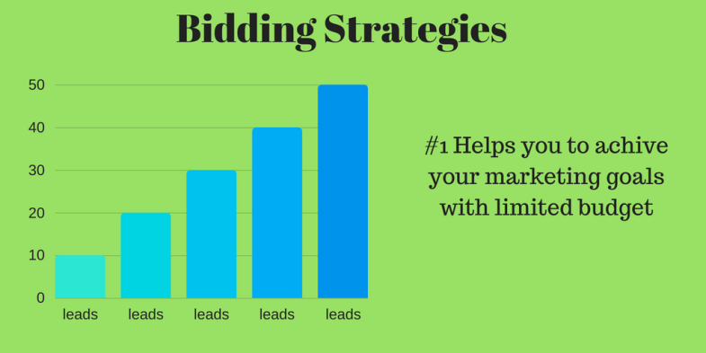 bidding strategies in google display ads