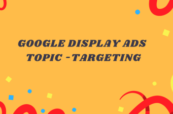 google display ads targeting