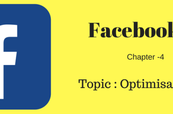 facebook ad Optimization