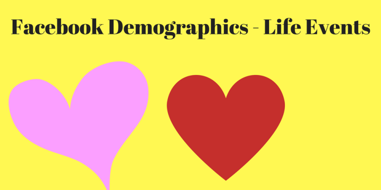 Facebook Demographics Life Events