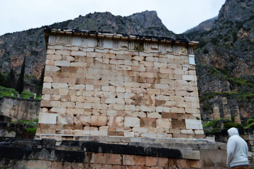 Treasury of the Siphnians at Delphi