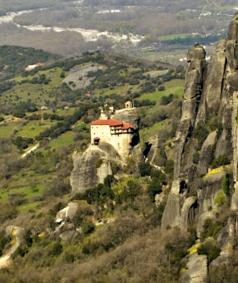 Monastery of St Nicholos