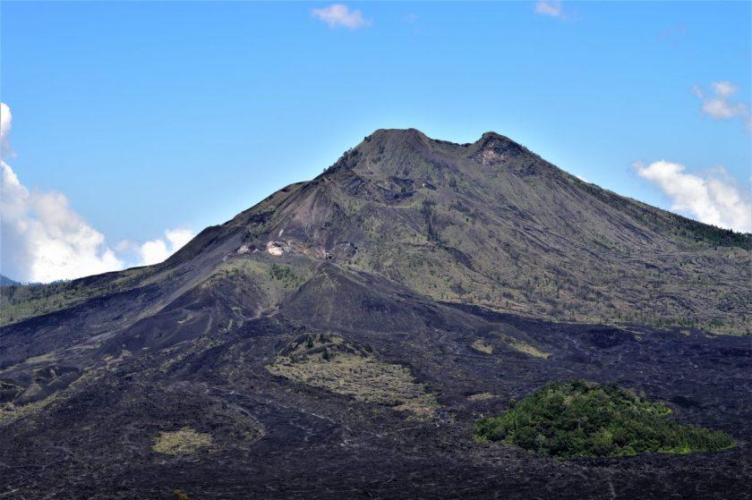 Mount Batur in Bali, Indonesia