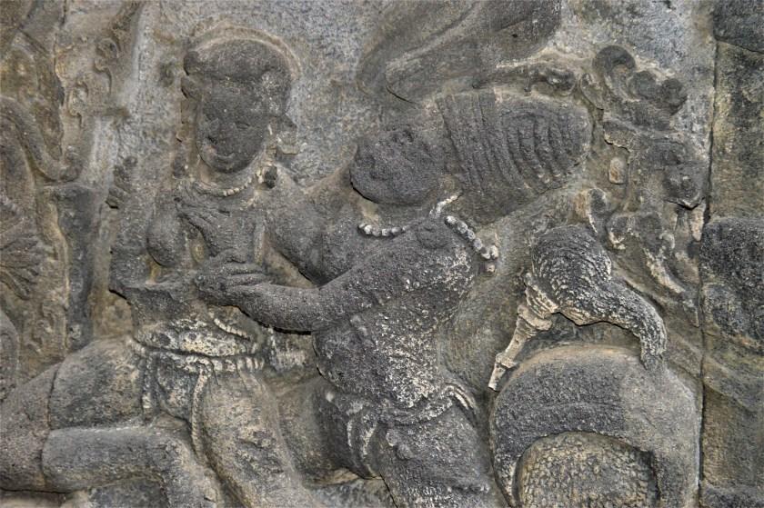 Prambanan - Prambanan_shiva_temple_sita_kidnapping