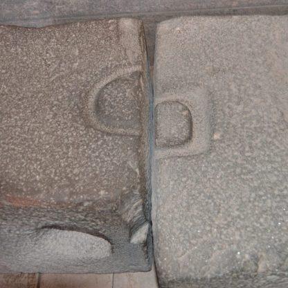 Internal locking mechanisms of stones found in the Qorikancha Temple complex, Peru