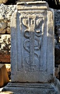 Greek Symbol of Medicine