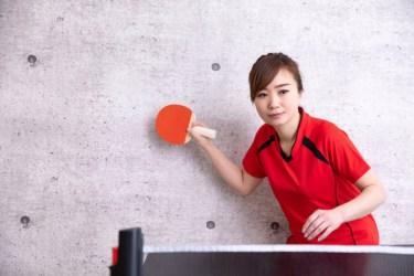 卓球ラリー中のルール解説!練習と試合前、試合中のラリールール
