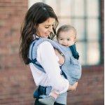 0歳2ヶ月からの赤ちゃんにはスリングの抱っこ紐が便利!30代の子育ての必需品!