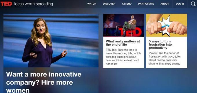 TEDで最も見られている《おすすめプレゼン》ベスト25-日本語/英語字幕