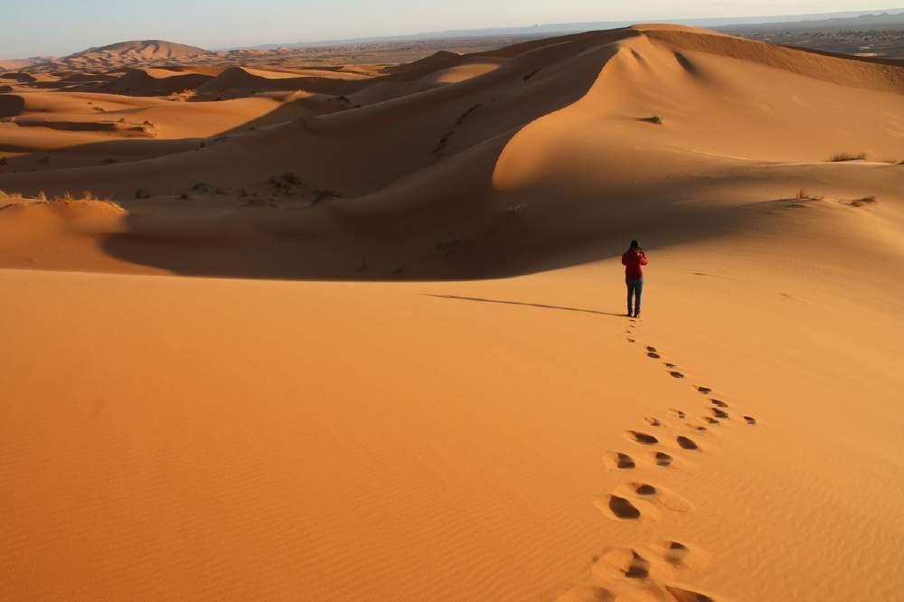 世界で一番広い砂漠はどこ?『砂漠面積ランキング』